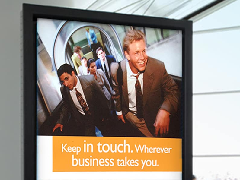 AT&T Airport Poster