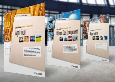 Industry Canada Brochure Suite