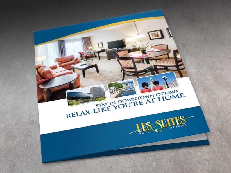 Les Suites Hotel – Brochure