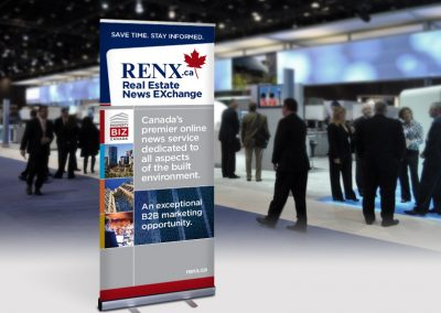 RENX Tradeshow Displays